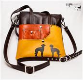 Le borse Lupavaro sono fatte a mano con materiali di altissima qualità. Usiamo s