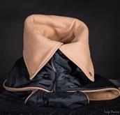 Cappottini impermeabili Lupavaro. Costituiti in Doppio Strato di Polar Fleece, caldo e morbido con u
