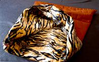 Bellissimi tessuti imitazione pelliccia. Se cerchi qualcosa di veramente elegant