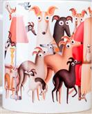 Cups with Greyhounds [...]